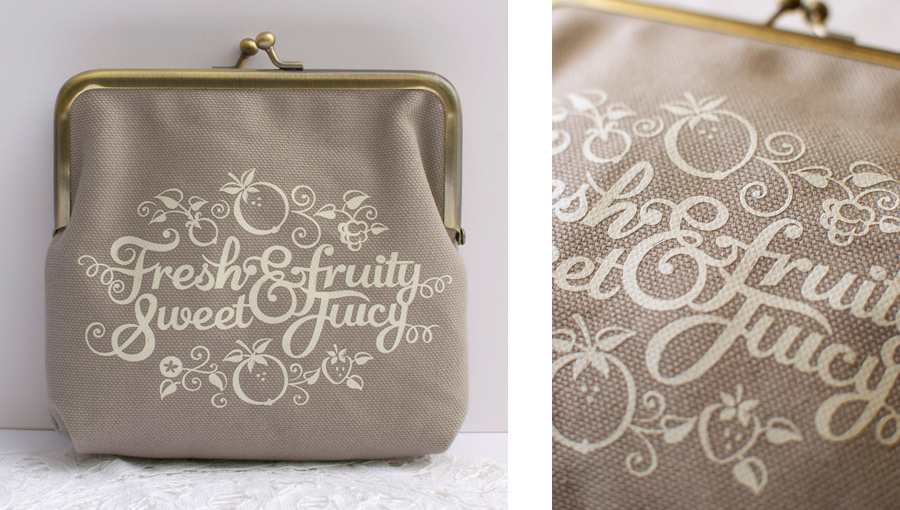 Fresh & Fruity Purse