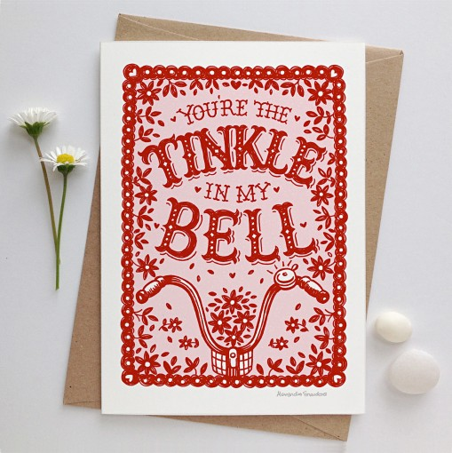 tinkle.bell.card.envelope.blog