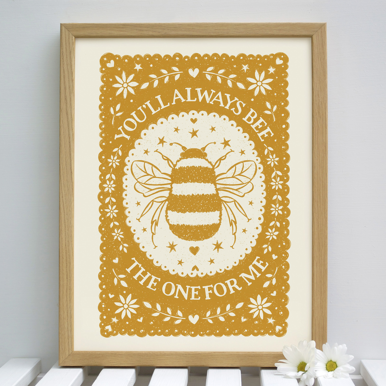 bee.the.one.yellow.framed.1