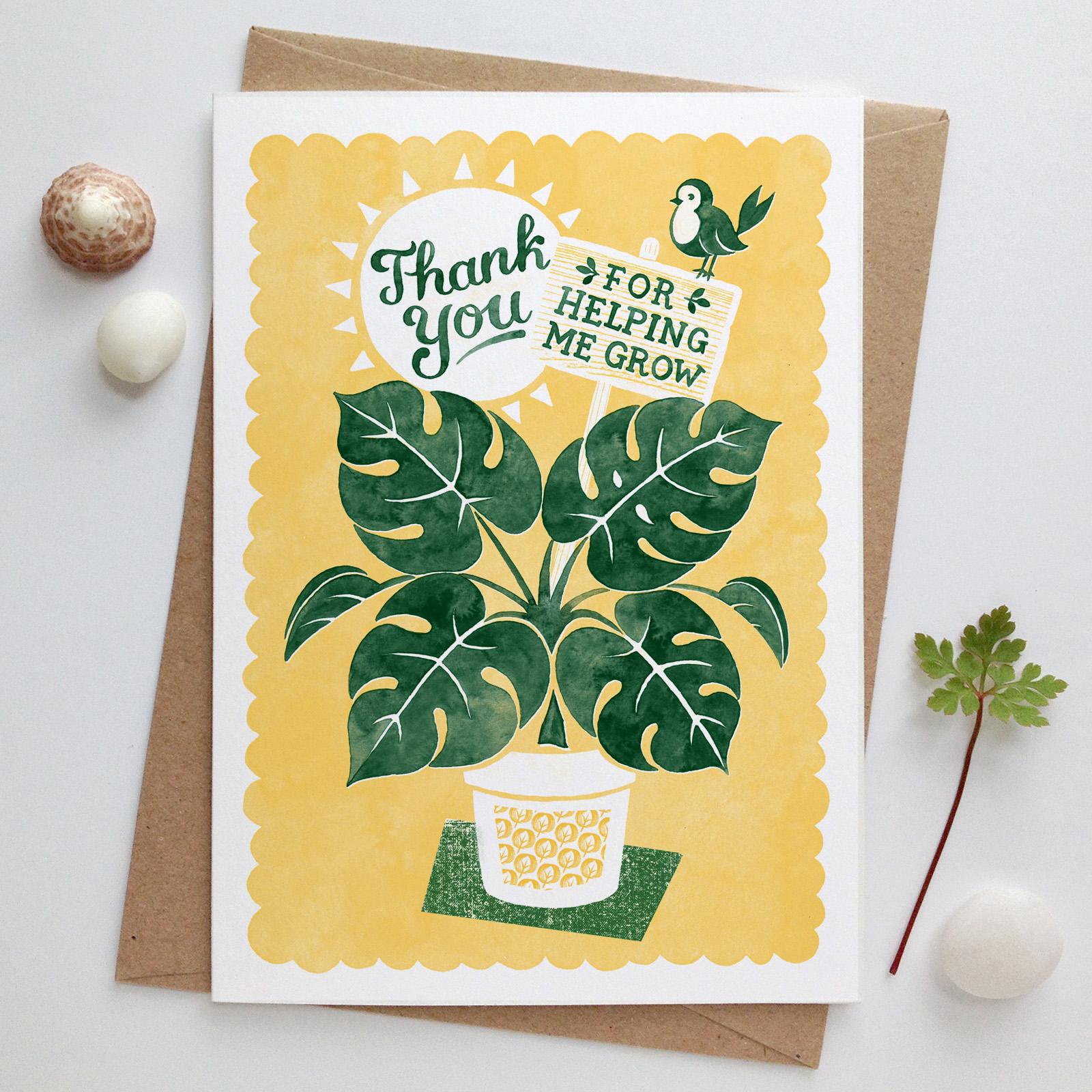 thankyou.teacher.card.etsy