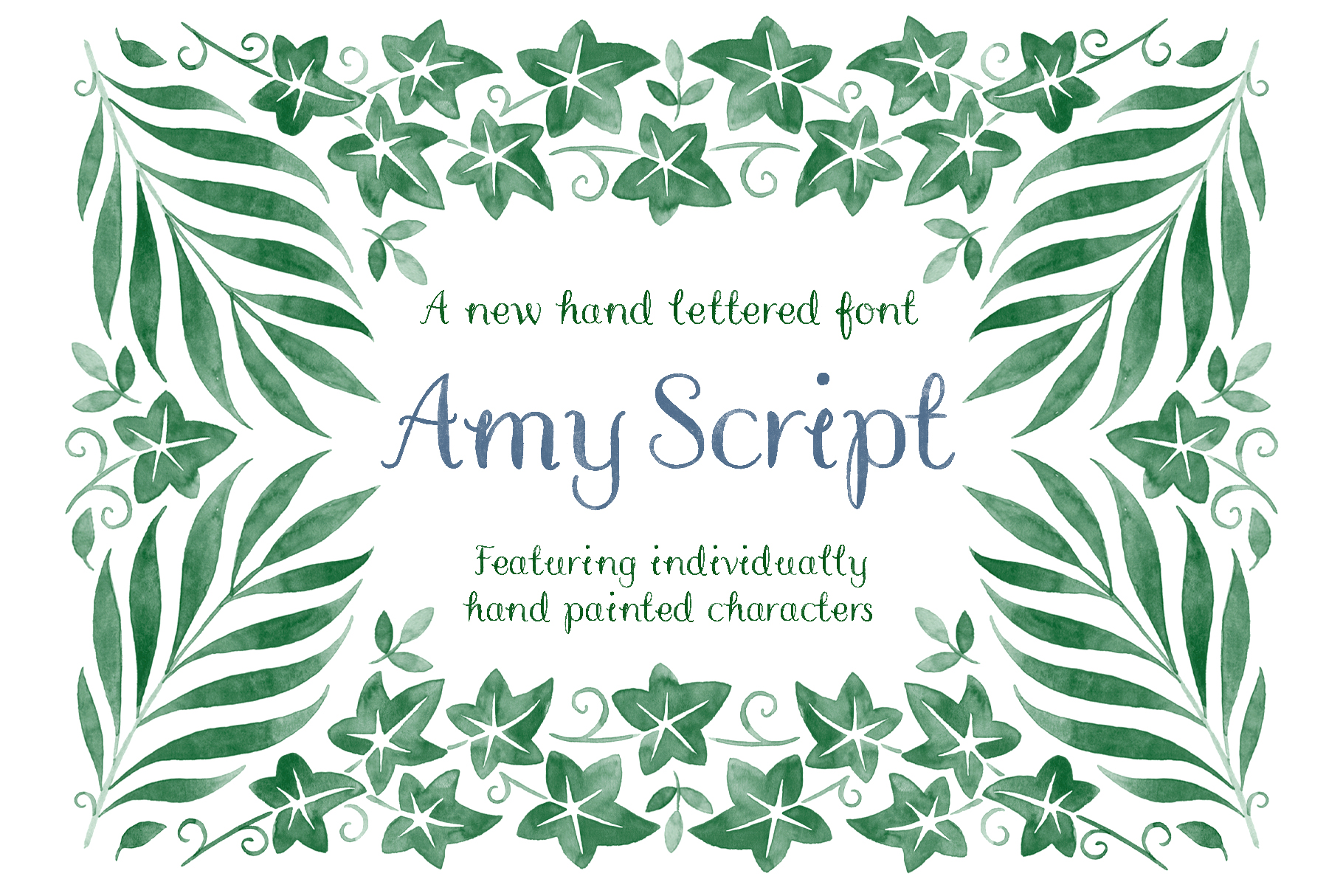 amy.font.intro.screenshot