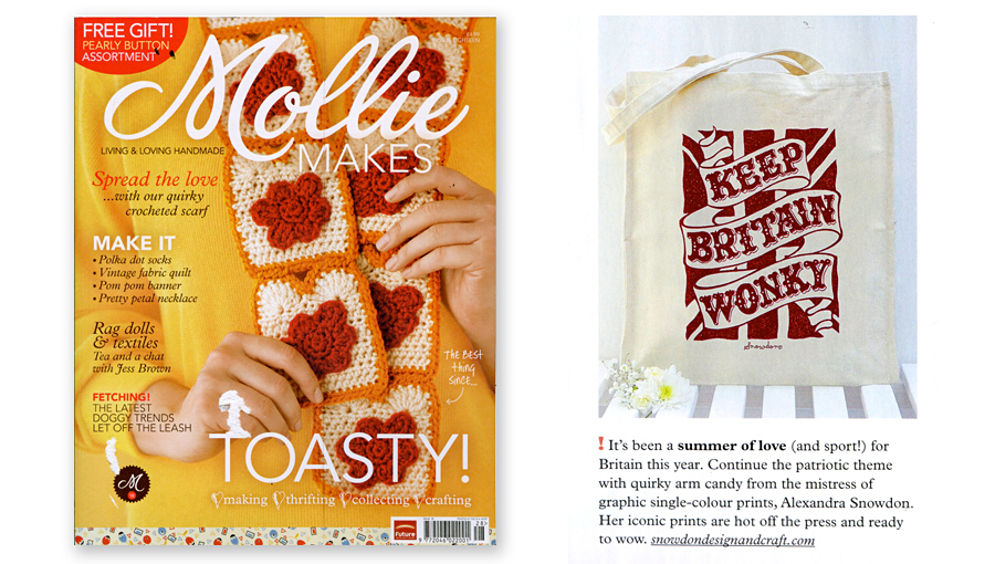 Mollie Makes Magazine Issue 18